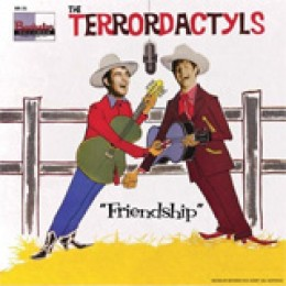 TERRORDACTYLS, THE - Overlapping Circles / Friendship 7""