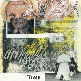 UZI RASH - Whyte Rash Time LP