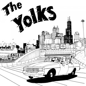 YOLKS, THE - s/t LP
