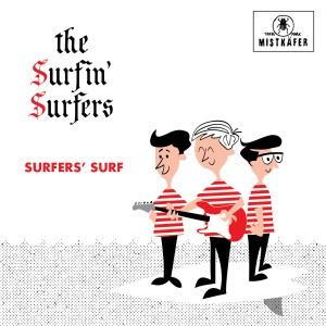 SURFIN' SURFERS, THE - Surfers' Up 7""